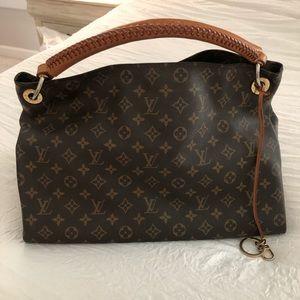 Authentic LV Artsy Handbag